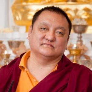 HE Shamar Rinpoche