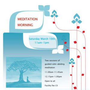 Learn to meditate - meditation morning