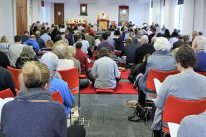 Lama Jampa to teach in Manchester