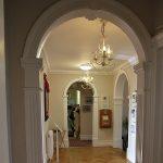 Kagyu Ling Buddhist Centre hallway