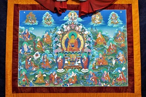 Buddha Days at Kagyu Ling